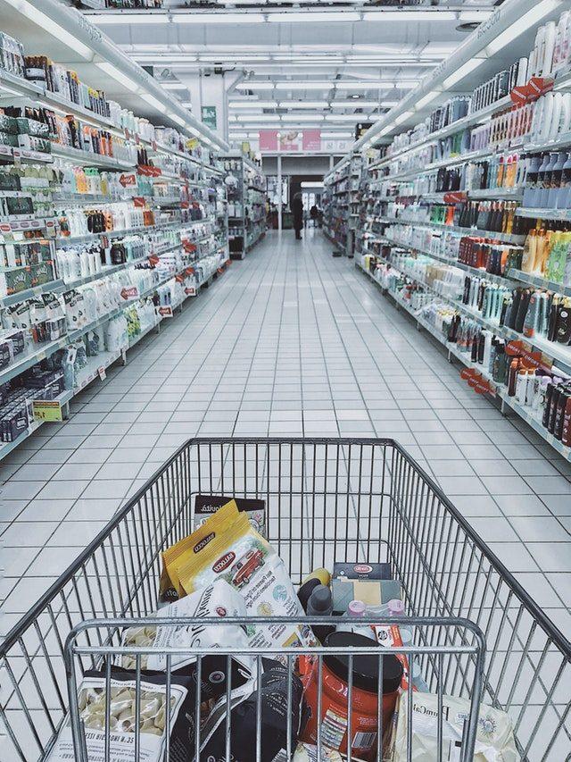 cart retail store